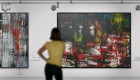 Zur Online-Kunstgalerie von C. Charef