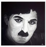 "Charly Chaplin ""The Great Dictator"""