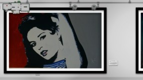 Zur animierten Online-Kunstgalerie vandag