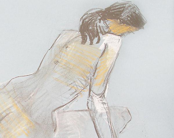 Wochenend-Kunstseminar: AKTZEICHNEN (intensiv)