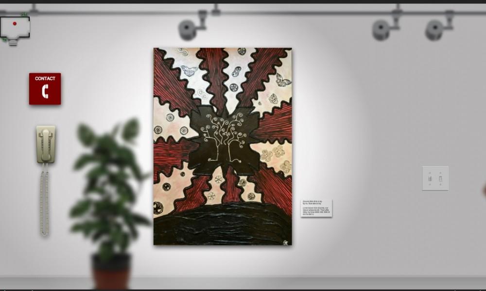 Zur Online-Kunstgalerie von Olga Kloss