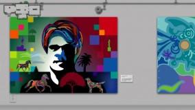 Zur animierten Online-Kunstgalerie  Bernd Wachtmeister