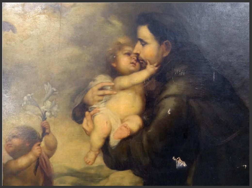 Ein bislang unentdecktes Gemälde von Adoph Menzel