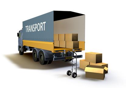 Transport von Kunstwerken