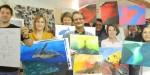 Kunstschule Frankfurt Atelier Irene Schuh