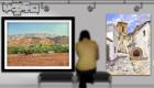 Zur animierten Online-Kunstgalerie Margaret Merry